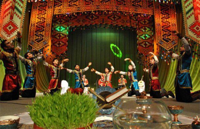 هفت سین موسیقی از ایران تا ترکمنستان 1