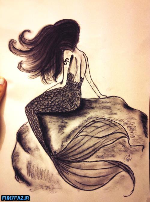 نقاشـــــــــــــــــــی دخترونه.... 1