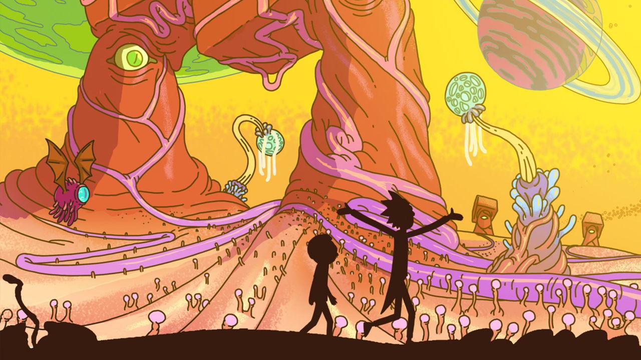 معرفی انیمیشن Rick and Morty +اخبار 1