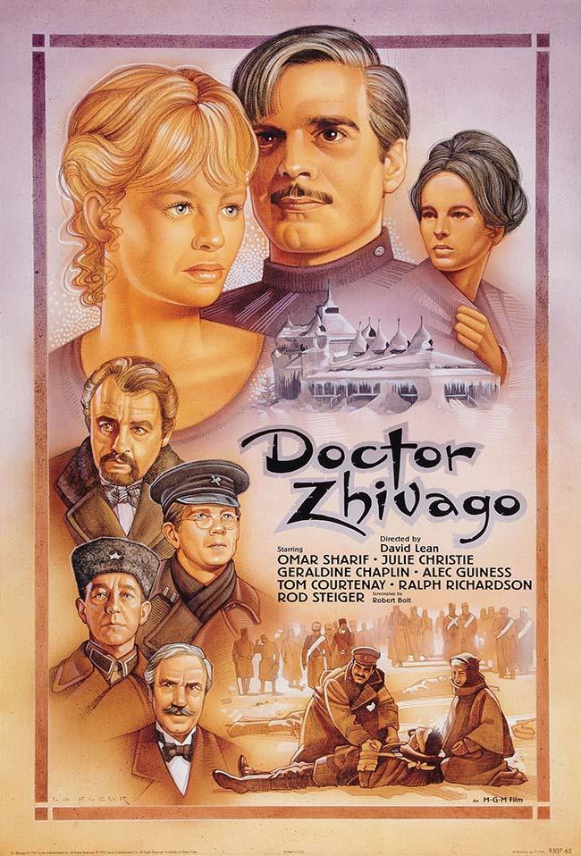 معرفی فیلم دکتر ژیواگو ( Doctor Zhivago ) 1