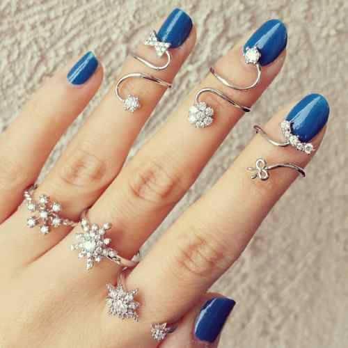 بندانگشتی و انگشتر 1