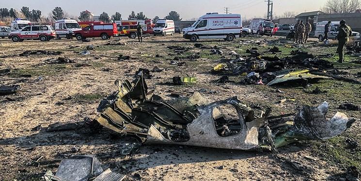 پرونده سقوط هواپیمای اوکراینی بازداشتی دارد 1