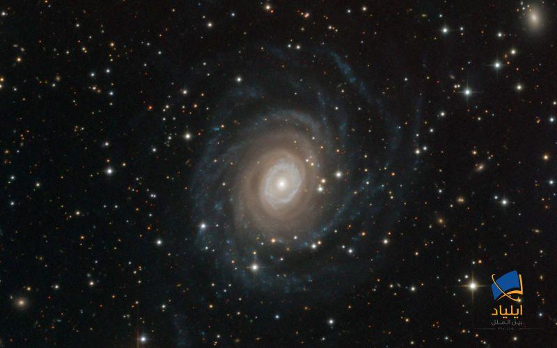 تلسکوپ گانیمد آغاز بهکار کرد 1