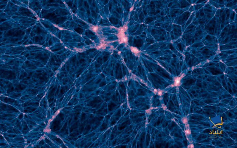 بررسی چگالی مادهی تاریک 1