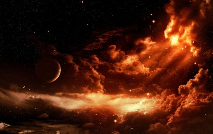 عکس کهکشان عکس جدید