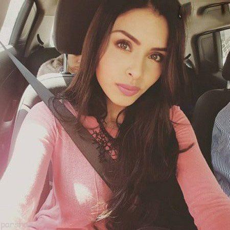 زیبا ترین دختر مکزیک 1