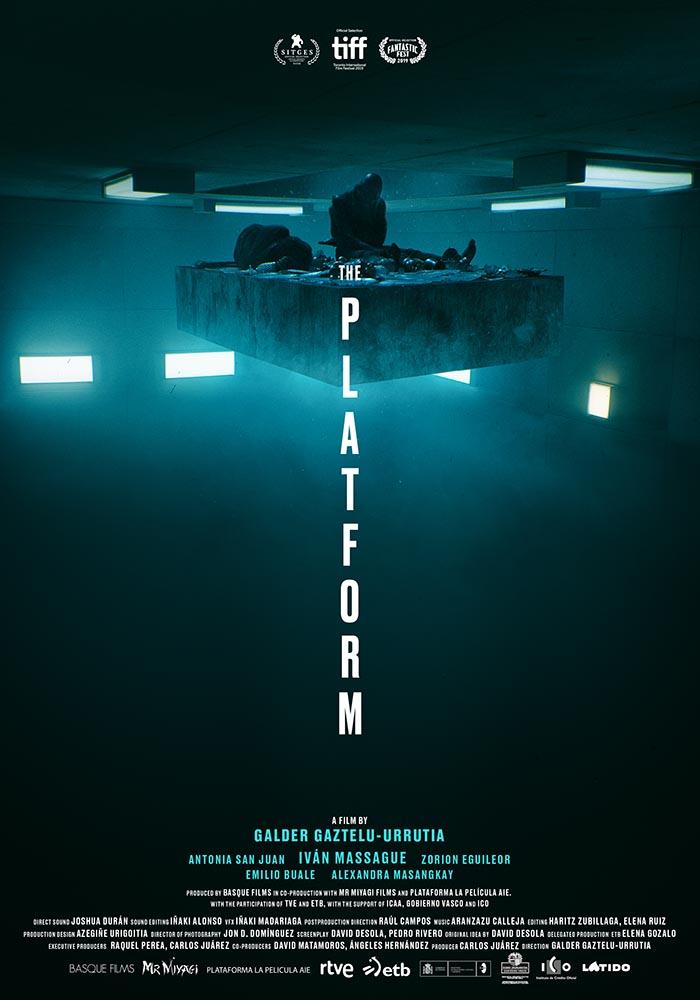 معرفی فیلم پلتفرم ( The Platform ) 1