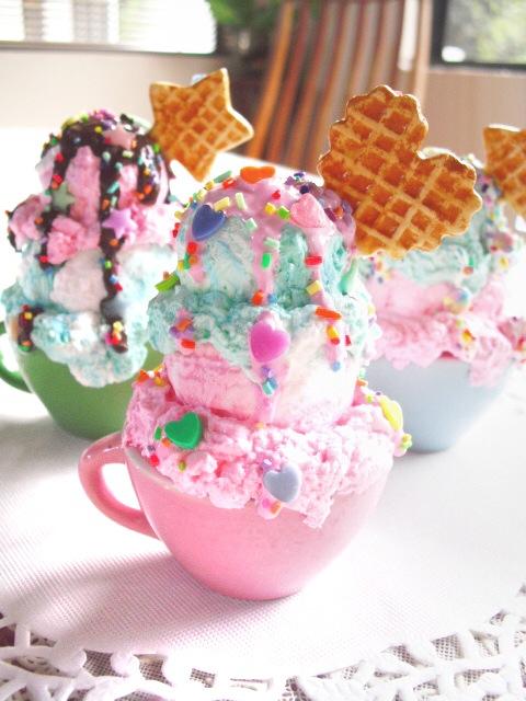 عکس گالری پاپیون صورتی - بستنی عکس جدید