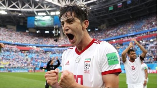 نقش جدید سردار در ترکیب تیم ملی 1