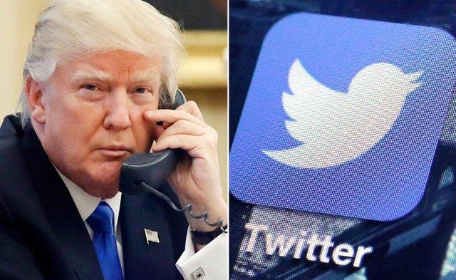 ترامپ: قانون اجازه دهد توئیتر را میبندم 1