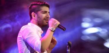 زانیار خسروی در تهران به اجرای کنسرت می پردازد 1