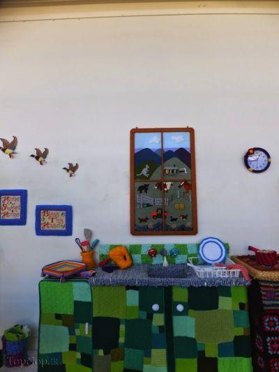 عکس خانه ی بافتنـــی+عکس - خلاقیت و هنر - انجمن های گیم اسکای عکس جدید