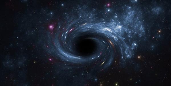 کشف هیولای سیاهچالهای که ۴۰ میلیارد برابر خورشید است 1