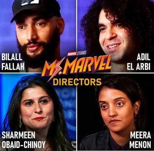 کارگردان سریال Ms. Marvel مشخص شدند؛ از کارگردانهای فیلم Bad Boys for Life تا پانیشر 1