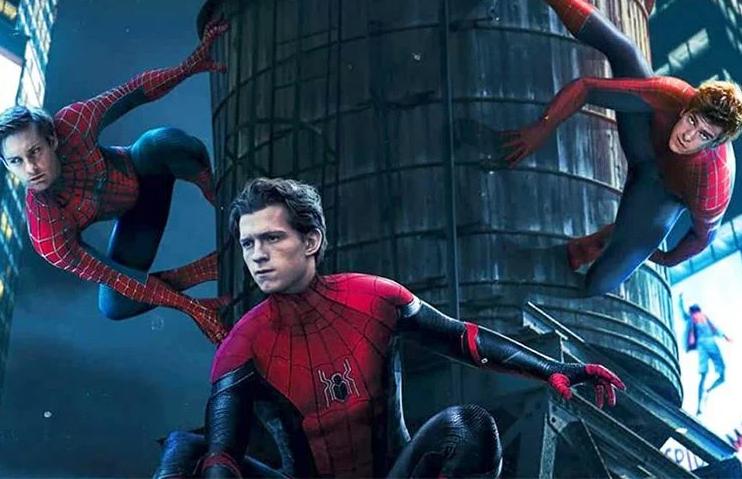 سونی به شایعه حضور توبی مگوایر و اندرو گارفیلد در فیلم Spider-Man 3 واکنش نشان داد 1