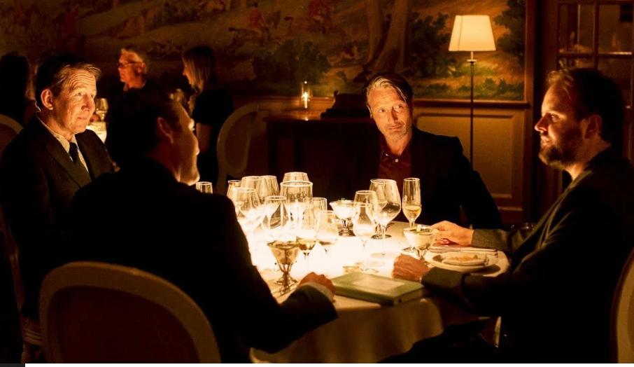 فیلم Another Round با بازی مدس میکلسن جایزه بهترین فیلم جشنواره BFI را برنده شد 1