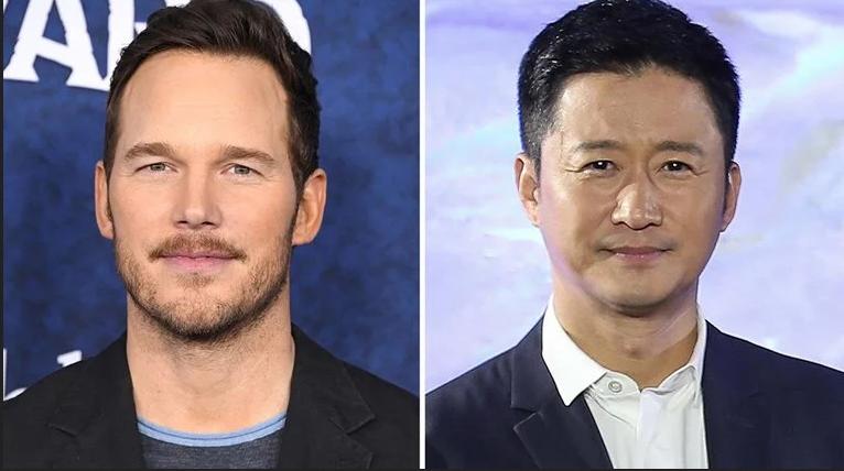 کریس پرت و وو جینگ در بازسازی غربی فیلم Saigon Bodyguards بازی میکنند 1