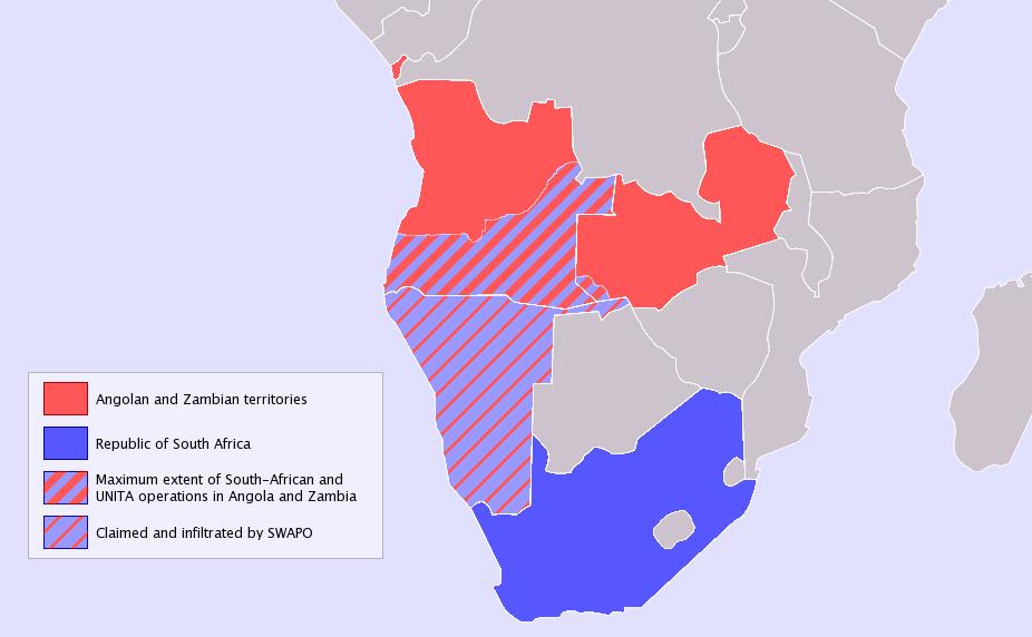 جنگ مرزی جنوب آفریقا 1