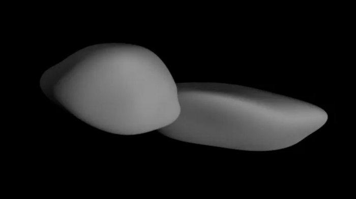 اولتیما تولی به طرز عجیبی مسطح است+تصویر نجومی روز 1