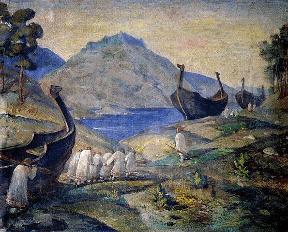 لشکرکشیهای روسها به کناره دریای خزر 1