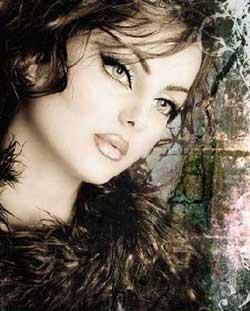 زیباترین دختر جذاب مانکن ایرانی (+عکس) 1
