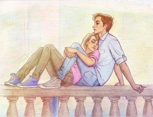 عکسهای عاشقانه دختر و پسر 1