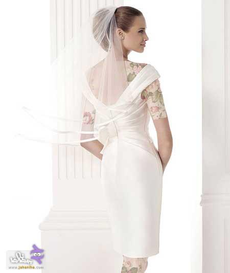 لباس عروس های زیبا 1