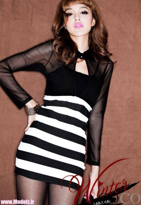 مدل لباس کره ای دخترانه.جدید 2015. 2