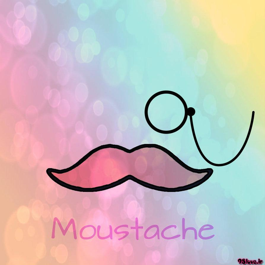 Cute Wallpapers Tumblr Mustache Download