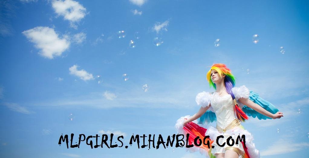عکس ♥ PONY ♣ GIRLS ♥ - پونی های واقعی سری 3 : رینبودش عکس جدید