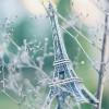 عکس شاپرک  - برج ایفل های خوشمل عکس جدید