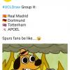 عکس نگاهی طنز به قرعه کشی لیگ قهرمانان اروپا (کارتون) | طرفداری عکس جدید