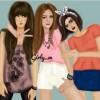 عکس فانتزی سه دختر | عکس تلگرام عکس جدید