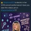 عکس ارسالی taylor nation به توییتر و اینستاگرام » تیلور سویفت | TaylorSwift.Pro عکس جدید