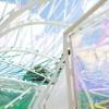 عکس تونل رنگین کمانی در لندن عکس جدید
