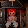 عکس عروسک انابل در موزه | عکس تلگرام عکس جدید