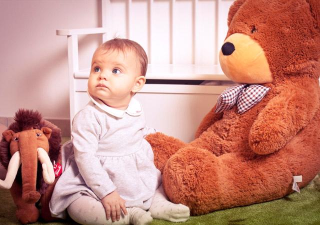 عکس عکس بچه عروسکی | عکس تلگرام عکس جدید